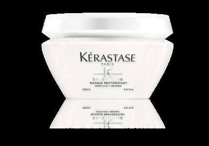 Kerastase 20 - Specifique - Gamme - Masque réhydratant- Pot 200ml EC8 (DBD)